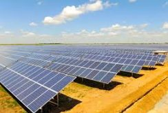 A solar power station will be built in Zhytomyr district