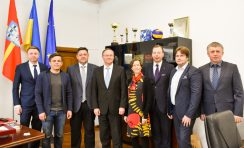 Ihor Hundych and Ambassador of Finland Discussed Future Steps to Strengthen Economic Cooperation
