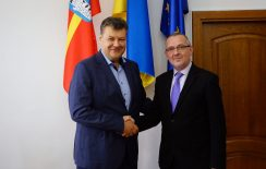 Convinced of Deepening Investment Cooperation, – Vitalii Bunechko Met the Ambassador of Slovenia